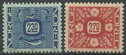 NORWEGEN 1987 Mi-Nr. 963/64 ** MNH - Norwegen