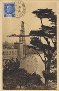 14-9-42 - C P A De Marseille Affr. N° 552  Oblit. MARSEILLE / FOIRE-EXPOSITION - Marcophilie (Lettres)