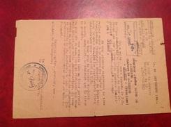 Dépôt Prisonnier De Guerre 154 Sorgues WWII - Seals Of Generality
