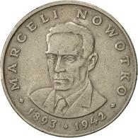 Pologne, 20 Zlotych, 1974, Warsaw, TTB, Copper-nickel, KM:69 - Polonia