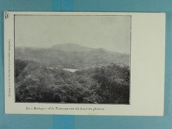 Platine Et Or De Novita-Viejo La Bodega Et Le Tamana Vus Du Haut Du Plateau - Colombia