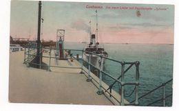 2190  CUXHAVEN - DIE NEUE LIEBE    ~ 1910 - Cuxhaven