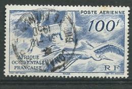 AOF - Aérien  - Yvert N° 13 Oblitéré    Ah24125 - Usati