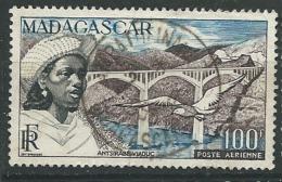 Madagascar  - Aérien  - Yvert N° 76 Oblitéré    Ah24127 - Madagascar (1889-1960)
