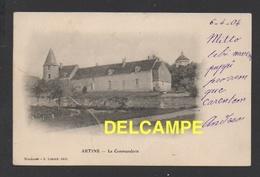 DD / 41 LOIR ET CHER / ARTINS / LA COMMANDERIE / CIRCULÉE EN 1904 - France