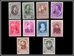 Belgium 0573/82** Princes Européens  MNH - Belgique