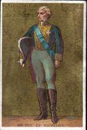 "Chicoree ""A La Bergere"", N°88 , Duc De Richelieu - Tea & Coffee Manufacturers"