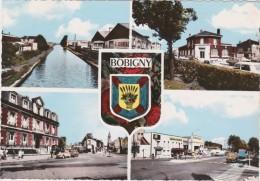 Bg - Cpsm Grand Format BOBIGNY - Divers Aspects De La Ville - Bobigny