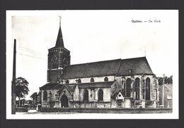 Opitter - De Kerk - Uitgave J. Vandewinkel, Dorpplaats - Fotokaart - Bree