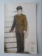X125.23 Old Photo -Hungary  -Military Uniform Magyar Néphadsereg - Photographs