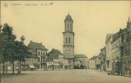 AK Lokeren, Groote Markt, Um 1918 (26894) - Lokeren