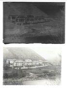 LE TRUEL Plaque De Verre Cité E.D.F.  Aveyron (12) - Plaques De Verre