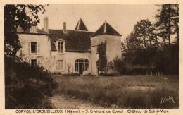 B 3204 - Corvol - L'Orgueilleux (58) - Otros Municipios