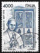 Italia/Italy/Italie: Papa Paolo VI, Pope Paul VI, Le Pape Paul VI - Papi