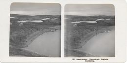 Stereofoto, Noorwegen/Norge/Norway, Spitsbergen, Green-Harbour, Marble-pit, English Colony, Ca. 1935 - Photos Stéréoscopiques