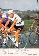 """¤¤  -  Le Coureur Cycliste """" Jean-Pierre PARANTEAU """" Né à Angoulême (16) -  Dédicace  -  Sport , Cyclisme  -  ¤¤ - Cyclisme"""