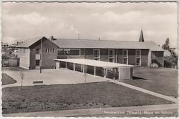 Neubeckum Westfalen Neue Ev. Schule Um 1960 - Beckum