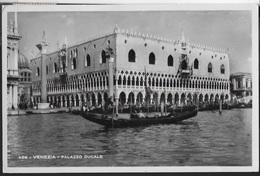 VENETO - VENEZIA - PALAZZO DUCALE - B/N FORMATO PICCOLO - VIAGGIATA 1953 - Venezia