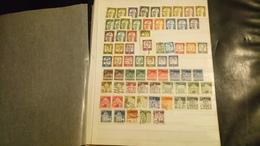 F0602 LOT FEUILLES RFA - BERLIN A TRIER BELLE COTE DÉPART 10€ - Collections (en Albums)