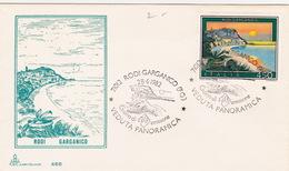 Beleg (br1904) - 1981-90: Storia Postale