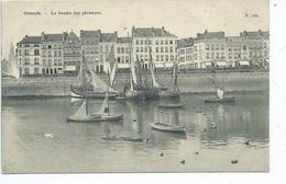Oostende Ostende Le Bassin Des Pêcheurs Lagaert - Oostende