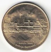 Medaille Arthus Bertrand 98.Monaco - Palais Princier 2005. Neuve - Arthus Bertrand