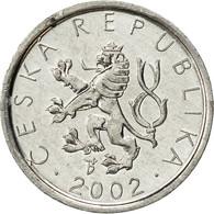 République Tchèque, 10 Haleru, 2002, SUP, Aluminium, KM:6 - Repubblica Ceca