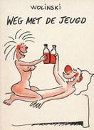 WEG MET DE JEUGD - Wolinski (1982) - Other