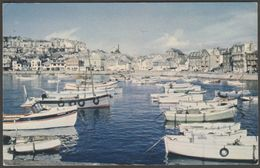 St Ives Harbour, Cornwall, 1958 - Photochrom Postcard - St.Ives