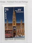 PIA  -  AUTRICHE     -  1998  :  Europa  (YV  2084  ) - 1945-.... 2ª República