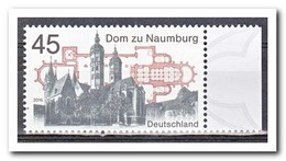 Duitsland 2016, Postfris MNH, MI 3264, Dom Naumburg - Neufs