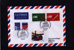 France / Frankreich 2000 Interesting Railway Postmark / Interessanten Eisenbahn Sonderstempel - France