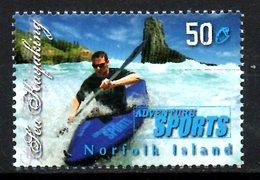 NORFOLK. N°920 De 2007. Kayak. - Kano