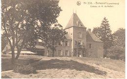 Château En Belgique - Botassart - Château De M. De Moffart - Châteaux