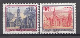 Autriche 1988  Mi.Nr: 1915+1925 Stifte Und Klöster  Oblitèré / Used / Gebruikt - 1945-.... 2ème République