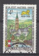 Autriche 1988  Mi.Nr: 1923 Salzburger Landesausstellung  Oblitèré / Used / Gebruikt - 1945-.... 2ème République
