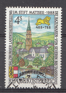 Autriche 1988  Mi.Nr: 1923 Salzburger Landesausstellung  Oblitèré / Used / Gebruikt - 1945-.... 2de Republiek