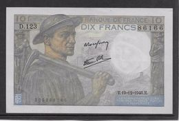 France 10 Francs Mineur 19-12-1946 - Fayette N°8-16 - SUP - 1871-1952 Circulated During XXth