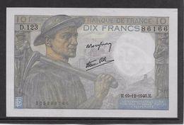 France 10 Francs Mineur 19-12-1946 - Fayette N°8-16 - SUP - 1871-1952 Anciens Francs Circulés Au XXème