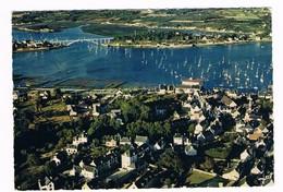 LA TRINITE Sur MER  56  Vue Aerienne Estuaire Du Crach - La Trinite Sur Mer