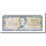 Liberia, 10 Dollars, 2009, KM:27e, NEUF - Liberia