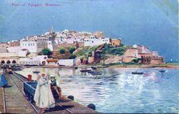 Port Of Tanger (002124) - Tanger