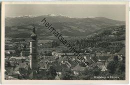 Wolfsberg In Kärnten - Foto-Ansichtskarte - Briefmarke Entfernt (G46833) Gel. - Wolfsberg
