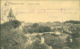 AK Oostduinkerke, Panorama Du Village, O 1915 Feldpost (26924) - Oostduinkerke
