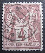 "LOT R1576/60 - SAGE Type II N°88 - CACHET "" JOURNAUX NANTES "" 9 FEVRIER 1897 - 1876-1898 Sage (Type II)"