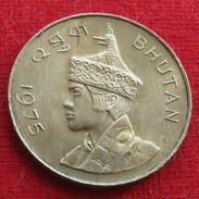 Bhutan 1 Ngultrum 1975   #2 - Bhutan