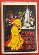CAJA DE CERILLAS - CAFFE ESPRESSO. - Cajas De Cerillas (fósforos)