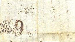 SPAIN, 1775, Front - Spanien