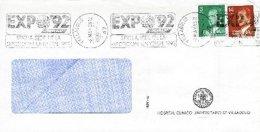SPAIN, 1992, Cover - 1931-Heute: 2. Rep. - ... Juan Carlos I