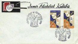 TURKEY, 1958, Cover - 1921-... República